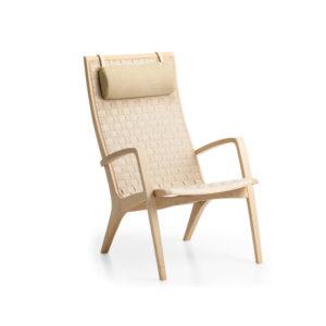Ara 1 hvilestol med flet