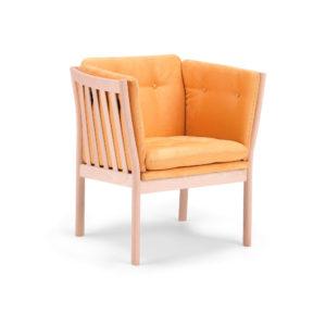 331 lænestol med tremmer
